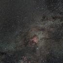 From Cygnus to Cepheus,                                Janos Barabas