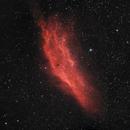 NGC1499 | California Nebula, HaRGB,                                Tom Hitchen