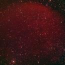 Sharpless2 216 Second Closest Planetary Nebula H-alpha and RGB,                                jerryyyyy