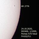 AR 2776,                                Frank Lothar Unger