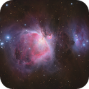 M42 HaLRGB,                                Hunter Harling