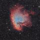 Ngc281-nébuleuse de pacman,                                astromat89