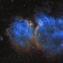 Soul Nebula in HaSHO,                                David Nozadze
