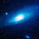 M31 Andromeda Galaxy,                                John Burns