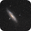 M31 The Great Andromeda Galaxy wide field (135mm),                                Matteo Marchionni