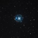 Cat's Eye Nebula,                                Jonathan Piques
