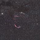 Veil Nebula Region Widefield,                                Jarrett Trezzo