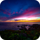Sunset,                                Kapil K.