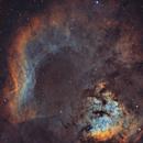 NGC 7822 - A Cosmic Rainbow,                                Teagan Grable