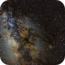 Summer Milky Way,                                Die Launische Diva