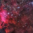 IC 4628 and NGC 6231,                                Ivan Bok