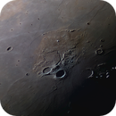 2020.8.14  - 38-panel mosaic of Moon in color,                                周志伟