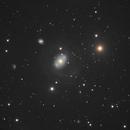 NGC 4151,                                pedxing