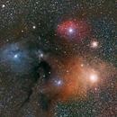 Rho Ophiuchi Cloud Complex,                                Eric Watson