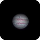 Jupiter + Great Red Spot + Callisto's shadow,                                Skywalker83