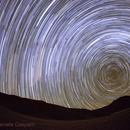 Atacama startrail,                                Daniele Gasparri