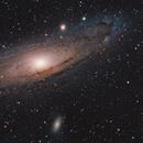 Andromeda,                                gturgeon