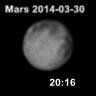 Mars - very short animation,                                Fritz