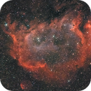 IC1848 Soul Nebula RASA and color camera,                                Victor