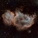 IC1848 Soul Nebula,                                Rich