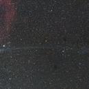 Comet Jacques (C/2014) E2 in Auriga,                                Piotr Dzikowski
