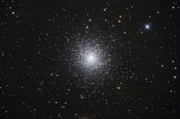 M13 - The Great Globular,                                waassaabee