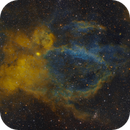 Lobster Claw and Bubble Nebulas,                                Fabian Rodriguez...