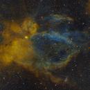 Lobster Claw and Bubble Nebulas,                                Fabian Rodriguez Frustaglia