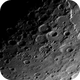 the nearby Lindenau crater.,                                yshoon
