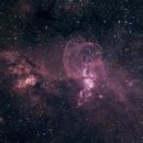 NGC3576,                                Lenn