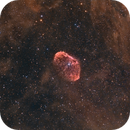 NGC6888 and the 'Cygnus bubble',                                OrionRider