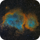 IC1848 - The Soul Nebula,                                Miguel Noppe