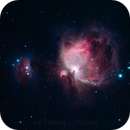 M42 & NGC1977 - Orion and Running Man Nebulae,                                Clay Kesterson