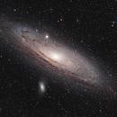 M 31 - LHaRGB,                                Adrian Criss