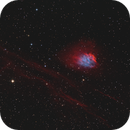 DeHt5 (Dengel- Hartl 5), LBN538, SNR 110.3+11.3,                                Rolf Dietrich