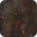 Orion very wide field / Canon 6D mod + 50mm f/1.4 / SW star mini / 800 iso,                                patrick cartou