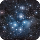 The Pleiades (Messier 45),                                Alf Jacob Nilsen