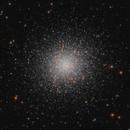 The Hercules Globular Cluster,                                Benjamin Csizi