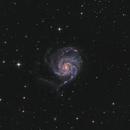 M101 HALRGB,                                Erik Guneriussen