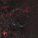Little Veil Nebula (G65.3+5.7),                                Scott Tucker
