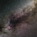 Constellation du Cygne,                                raga79co