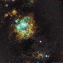 NGC1760 - Emission Nebulae in the Large Magellanic Cloud,                                Richard Bratt