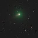 Comet C/2019 Y4 ATLAS,                                Victor Van Puyenbroeck