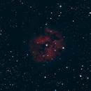 Cocoon nebula,                                Erik Marsh