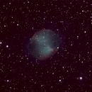 The Dumbbell Nebula - M27,                                Corey Rueckheim