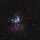 NGC 2359 Thors Helmet Bicolor,                                  Fritz