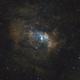 Bubble Nebula,                                Ianto1111