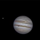 Jupiter,                                Alain DE LA TORRE
