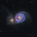 M51,                                avolight