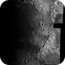 Partial lunar mosaic,                                Brian Ritchie